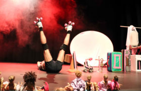 30/10 | Assaig obert «Circografía de una travesti» —circ